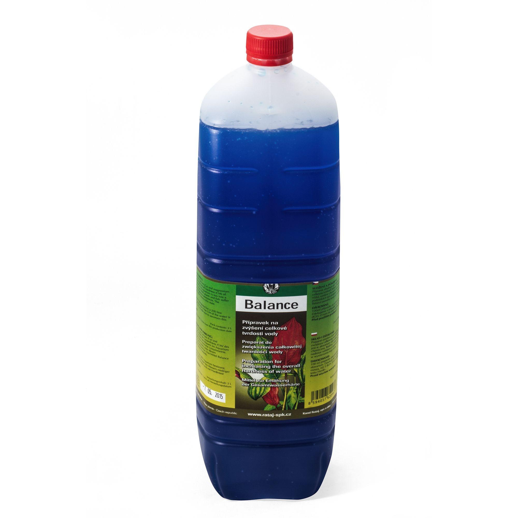 Preparat Rataj BALANCE [uzupełnienie 2000ml] - stabilizator GH wody
