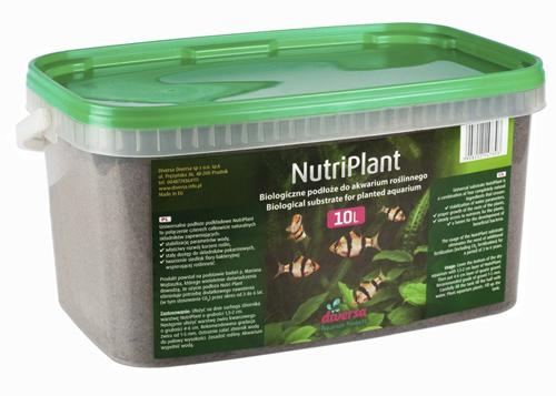 Substrat NutriPlant [10l] - kliknij, aby powiększyć