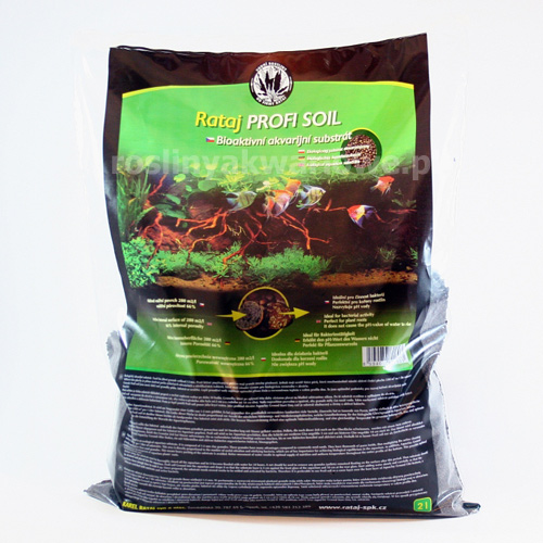 Nowy granulat Rataja: Profi Soil