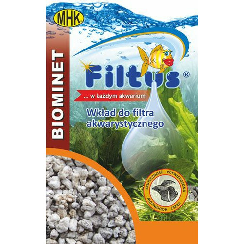 .Filtus BIOMINET [500ml] - wkład wulkaniczny