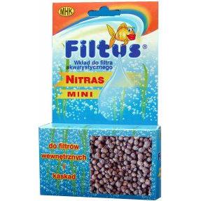 .Filtus NITRAS MINI [100ml] - porowata glinka wypalana (do małych filtrów)