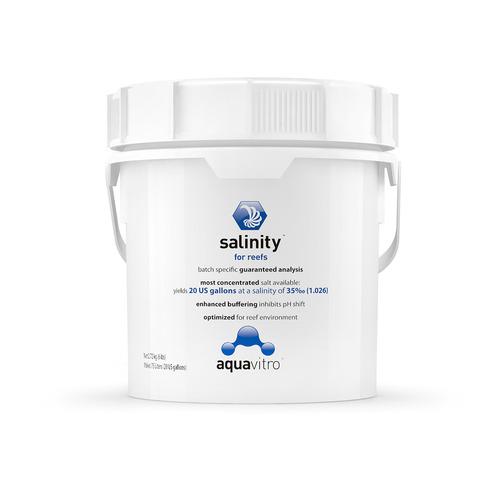 Aguavitro Salinity [29.8kg] - sól do akwariów rafowych