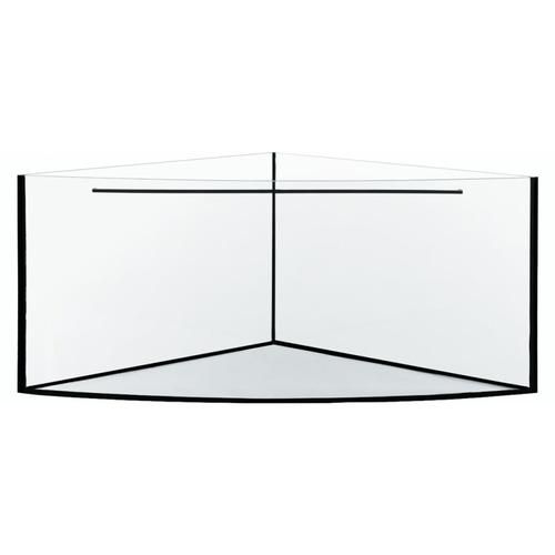 Akwarium 107x107x60 [410l] - trójkątkne - odbiór osobisty