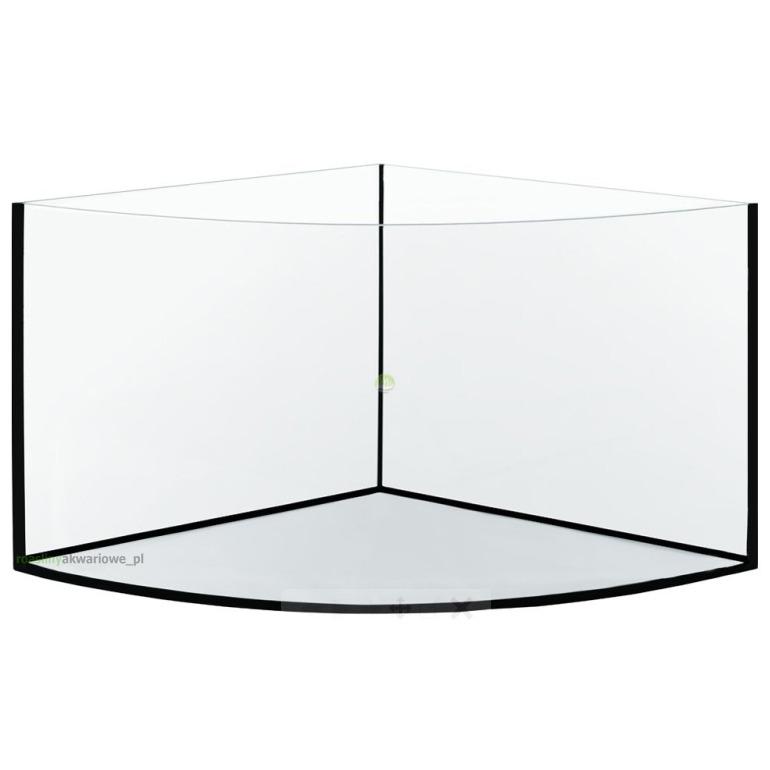 Akwarium 72x72x50 [152l] - trójkątne - odbiór osobisty