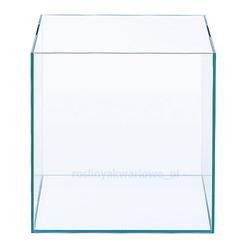 Akwarium OptiWhite 25x25x30 (4mm) 19l - tylko wysyłka
