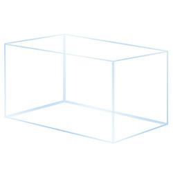 Akwarium OptiWhite 50x30x30 (4mm) 45l - tylko wysyłka