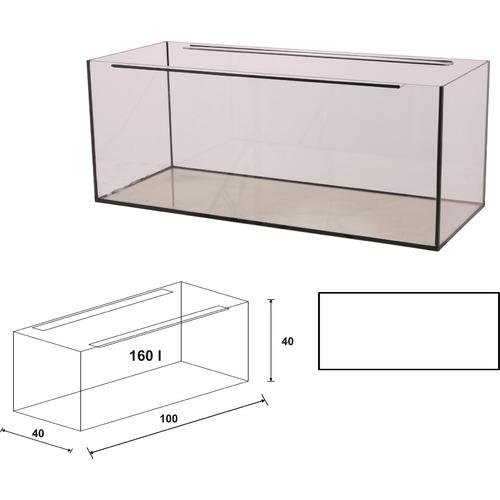 Akwarium Wromak 100x40x40 [160l] - proste - odbiór osobisty