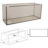 Akwarium Wromak 120x40x50 [240l] - proste