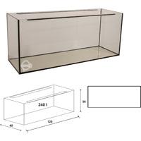 Akwarium Wromak 120x40x50 [240l] - proste - odbiór osobisty
