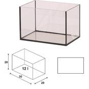 Akwarium Wromak 30x20x20cm [12l] - proste - odbiór osobisty