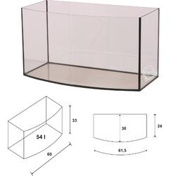 Akwarium Wromak 60x30x33 [54l] - profilowane - odbiór osobisty