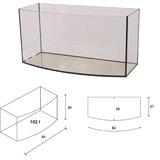 Akwarium Wromak 80x35x40 [102l] - profil