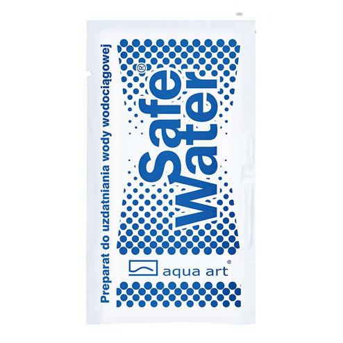 Aqua-Art Safe Water [10ml] - uzdatniacz wody w saszetce