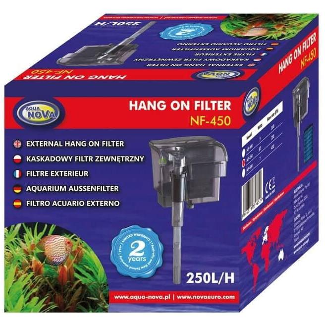 Aqua Nova Filtr Kaskadowy NF-450