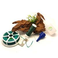 AQUADESIGN SET-2:  Green Glue + Green Line + Plant Tape - do mocowania roślin