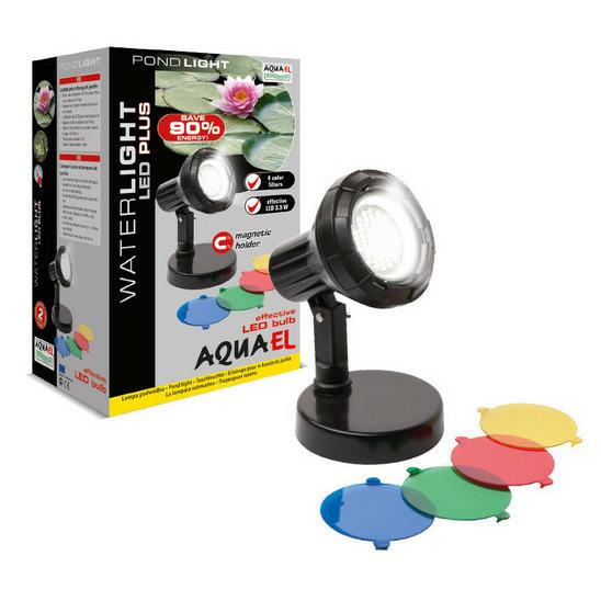 Aquael Lampa podwodna WATERLIGHT LED PLUS