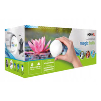Aquael Magic Balls [700g] - wkład filtracyjny do filtrów piaskowych