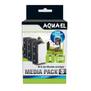 Aquael Wkład FZN MINI CARBON MEDIA (113274)