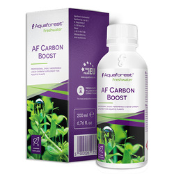 AquaForest Carbon Boost [200ml] - węgiel w płynie