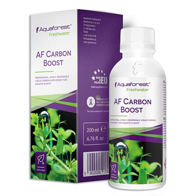 AquaForest Carbon Boost [250ml] - węgiel w płynie