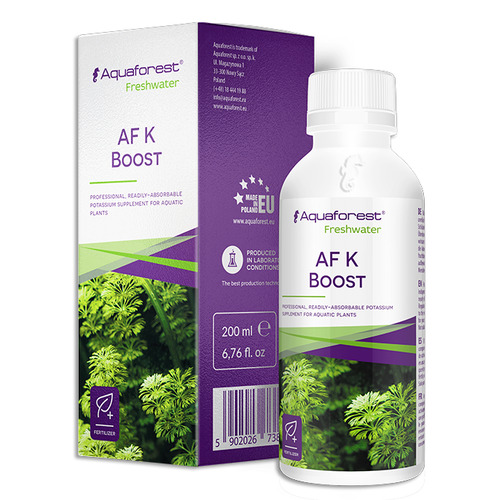 AquaForest K Boost [200ml] - nawóz potasowy