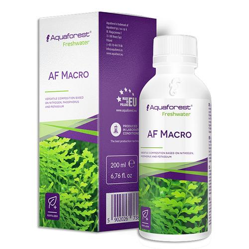 AquaForest Macro [250ml] - nawóz makroelementowy