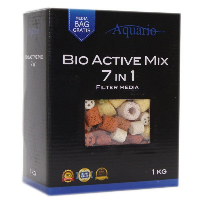 Aquario Bio-Active Mix 7in1 [1kg] - wkład ceramiczny 7w1
