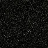Aquasand Color [1kg] - czerń hebanowa