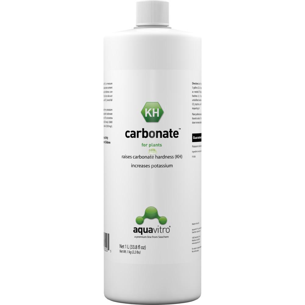Aquavitro Carbonate [1l] - potas oraz podnoszenie KH