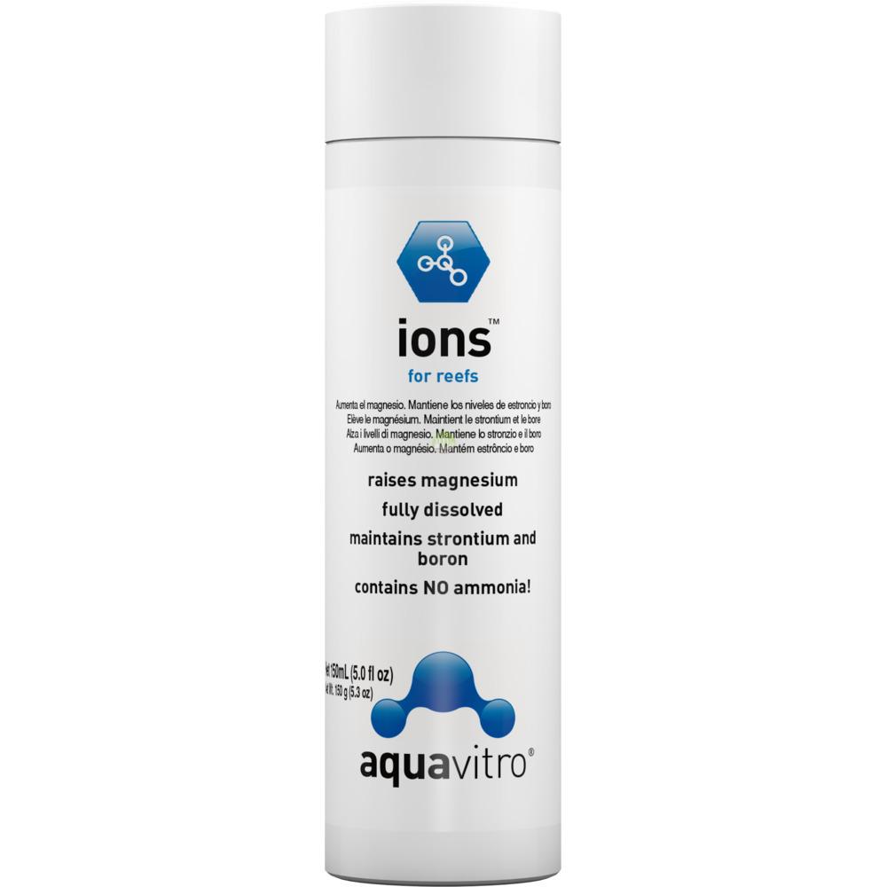 Aquavitro Ions [150ml] - skoncentrowany magnez dla korali