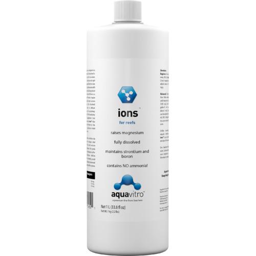 Aquavitro Ions [1l] - skoncentrowany magnez dla korali