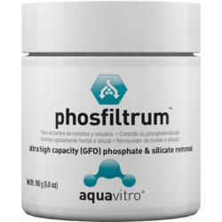 Aquavitro Phosfiltrum [160g] - usuwa fosforany i krzemiany