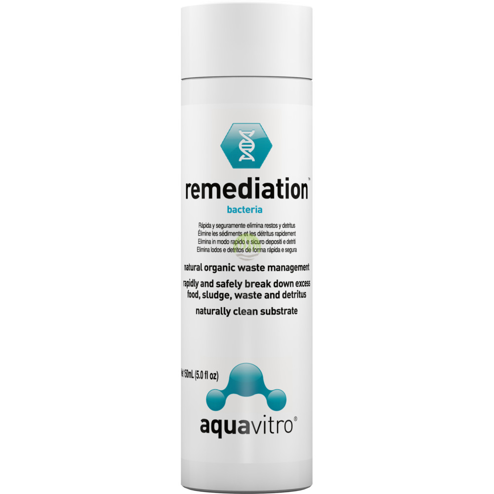 Aquavitro Remediation [150ml] - odmulacz w płynie
