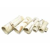 AquaWild Pleco Cave 7 Sand [18,5x6,1cm]  - rurka dla sumów i zbroników