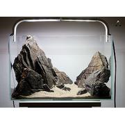 Aranżacja hardscape nr 17 (40x25x25cm) - ze zdjęcia