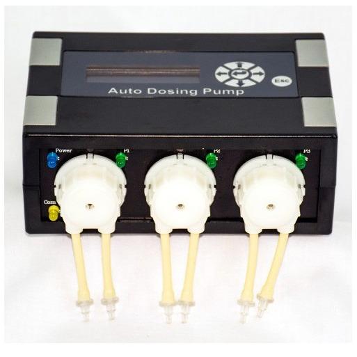 Automatyczny dozownik nawozów Jebao DP-3 [3 pompy]