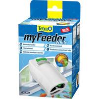 Automatyczny karmnik Tetra myFeeder - biały
