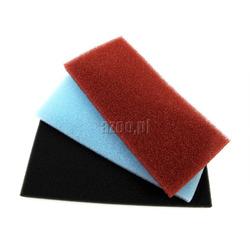 AZOO 3in1 Bio Sponge - 3 gąbki filtracyjne 28x13x1,5cm