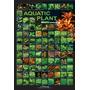 AZOO Aquatic Plant Poster - Plakat 3D z roślinami + tuba ochronna