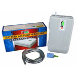 AZOO Battery Air Pump - denitrator