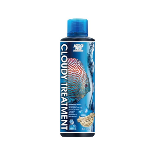 AZOO Cloudy Treatment Plus [120ml] - krystalizator wody