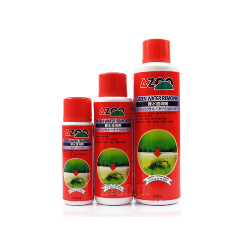 AZOO Green Water Remover [500ml] - na zielony zakwit wody