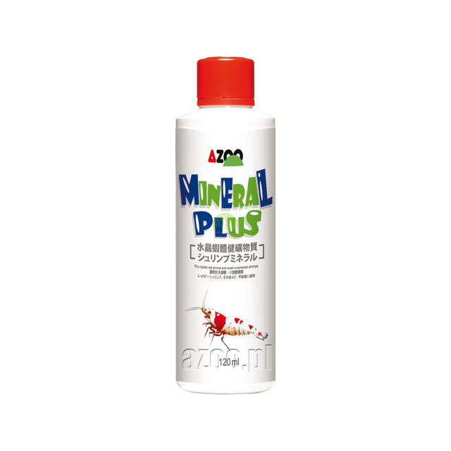 AZOO Mineral Plus [120ml]