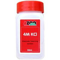 AZOO pH 4M KCL [50ml] - płyn do przechowywania elektrody pH