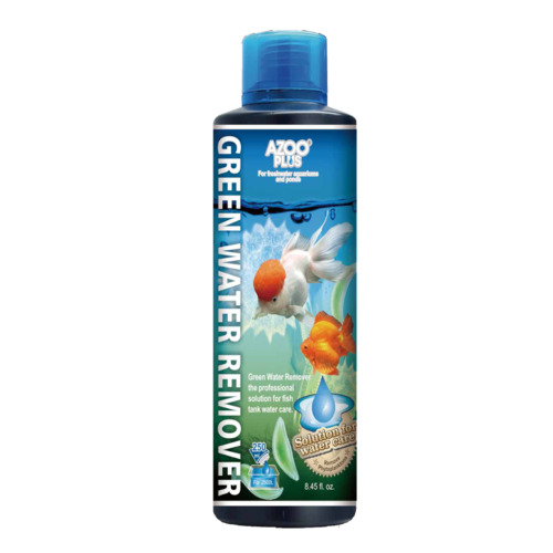 AZOO PLUS Green Water Remover [500ml] - na zielony zakwit wody