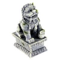 BALINESE LION - posąg lew z Bali [7.7x5.5x12cm]