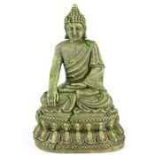 BAYON-BUDDHA 3 - Budda z Bajon CIEMNY 11x9x15,5cm