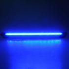 Belka Glass BLUE LED [18W] - do pokrywy 80cm