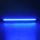 Belka Glass BLUE LED [36W] - do pokrywy 150cm