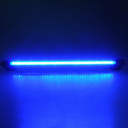 Belka Glass LED BLUE [24W] - do pokrywy 100cm